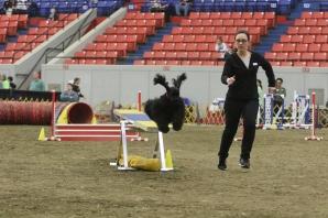 Claudette Flying